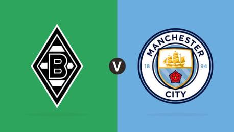 Borussia Mönchengladbach - Man City: en directo
