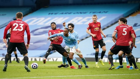 City 0-2 United: resumen amplio