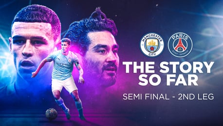 City's 2020/21 Champions League journey: The story so far