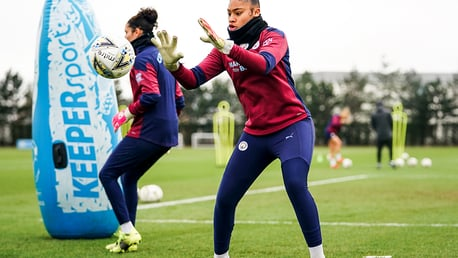 Training: City looking to outfox The Vixens
