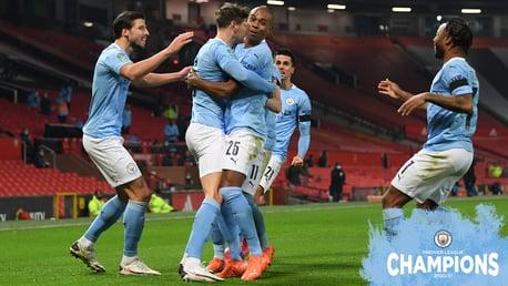 Fernandinho: Ganhar a Premier League significa tudo para os jogadores