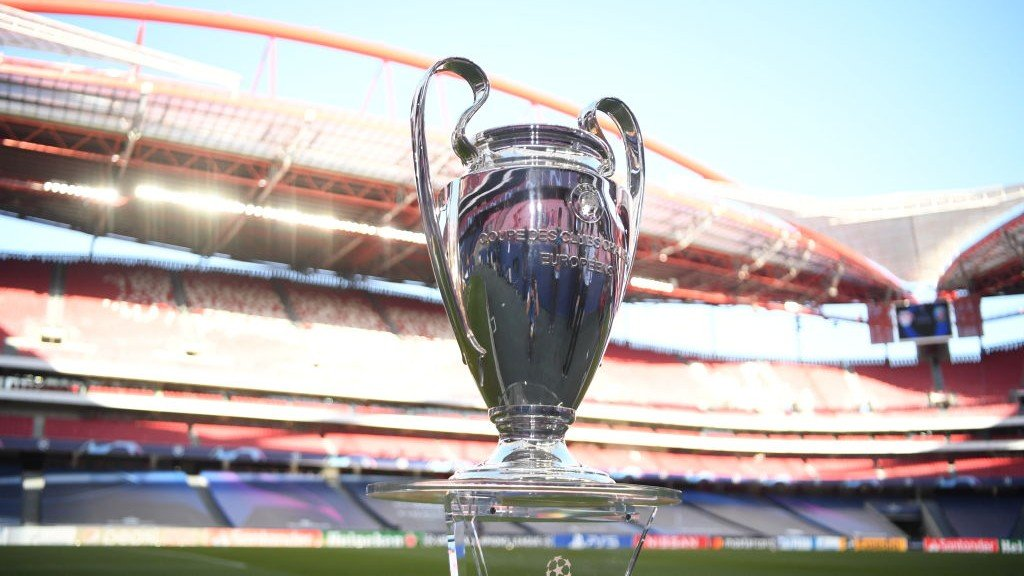 Datas das semifinais da Liga dos Campeões confirmadas