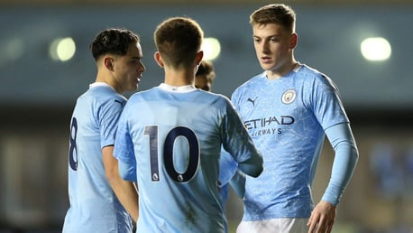 Vicens sounds salute as Under-18s start FA Youth Cup campaign in style