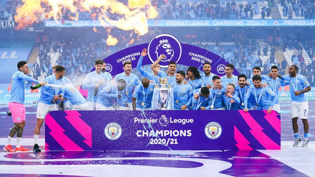 2020/2021: otra temporada de títulos y récords