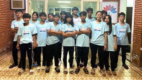 عطاء السيتي وبنك SHB يوسعان تدريب القادة الشباب في فيتنام