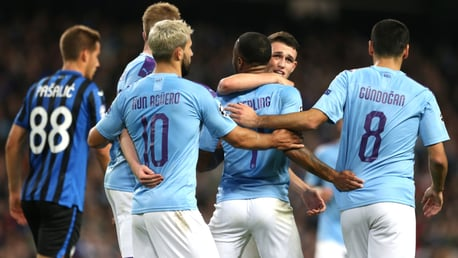 DEVELOPMENT: Pep Guardiola says Phil Foden is still learning