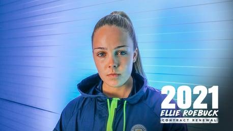 STEEL BLUE: Sheffield-born Ellie Roebuck is here to stay