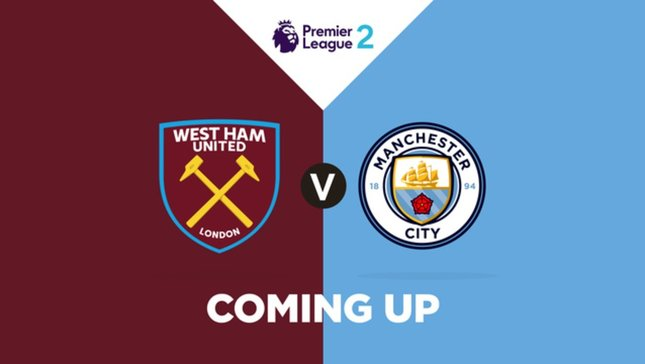 Watch West Ham v City EDS live on CITY+