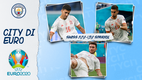 Torres, Laporte dan Rodrigo Ke Semifinal Euro 2020