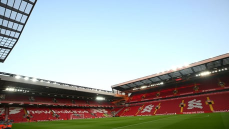ANFIELD: Latest ticket information ahead of the game at Liverpool