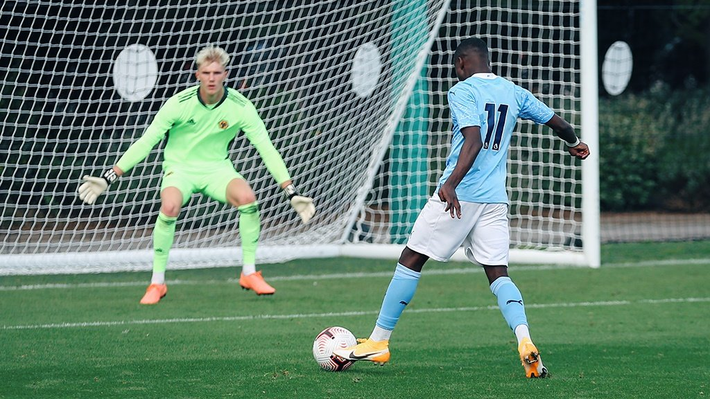 Borges shines as Under-18s get off to a flyer