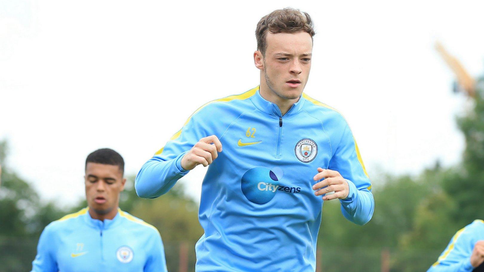 MOVING ON: Brandon Barker has left City to join Rangers.
