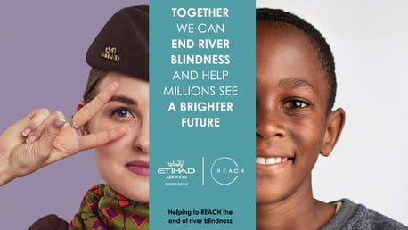 Etihad supporting innovative fundraising campaign