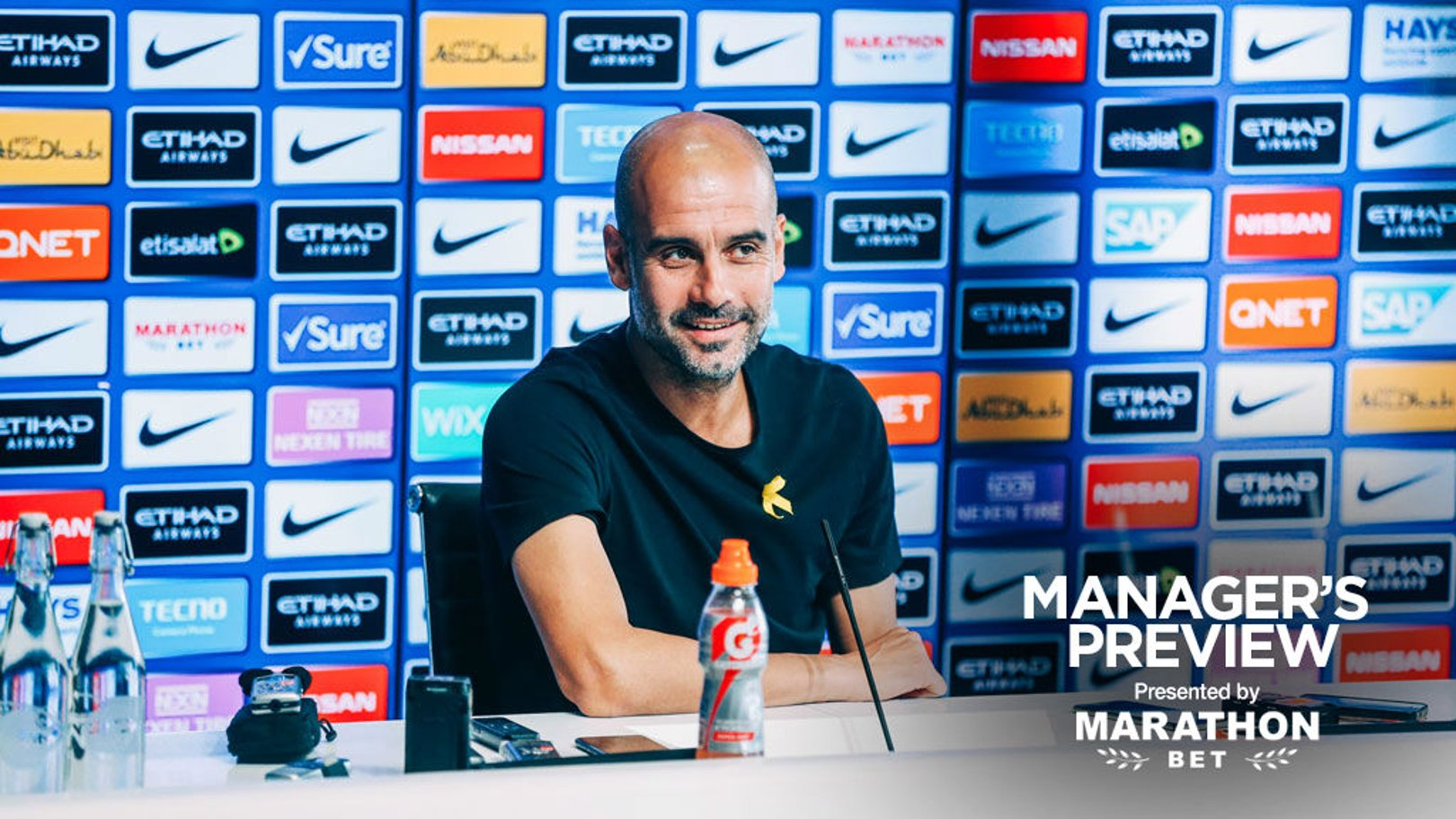 PL FOCUS: Guardiola wants to see his players show their champions' mentality this weekend in the game against Newcastle