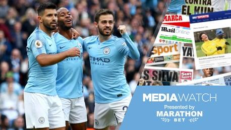 Media Watch: 'City still the team to beat'