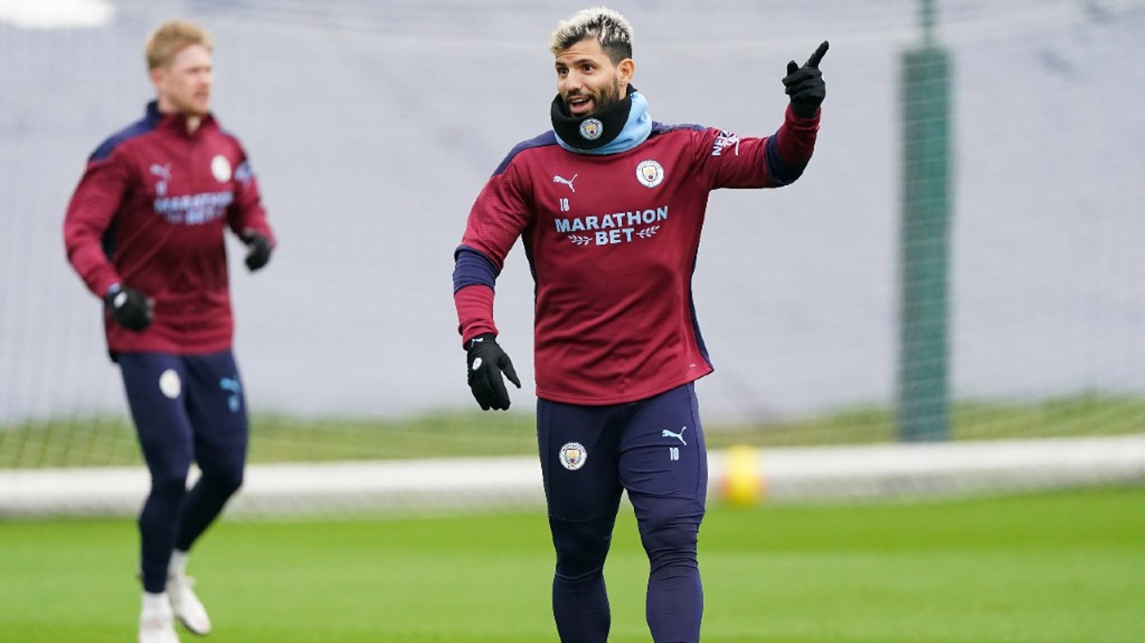 Southampton v City: Jesus and Laporte out with Aguero on the bench