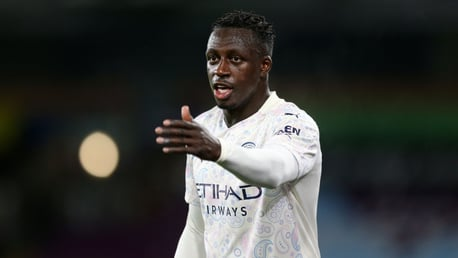 Mendy returns as City make five changes
