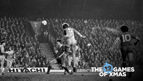 The 12 games of Christmas: Boxing Day delight at Anfield