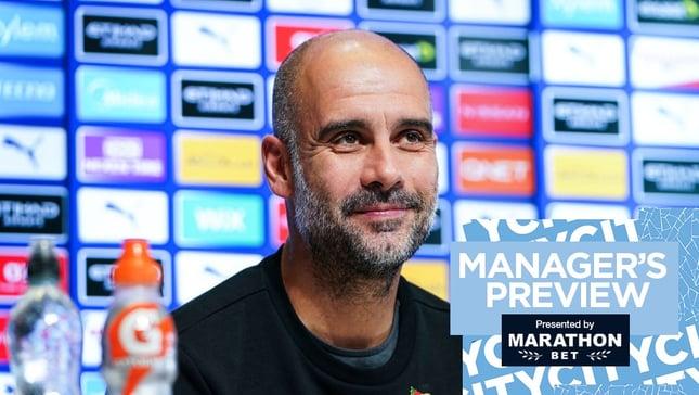 Pep 'hopeful' Aguero will return for Everton clash