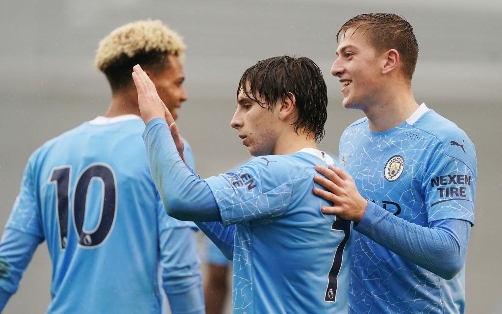 Cuplikan: City 4-1 Arsenal