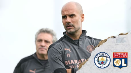 Guardiola: This is an important moment in our careers