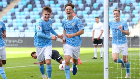 McAtee nominated for PL2 Player of the Month