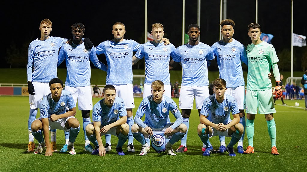 City crowned FA Youth Cup winners
