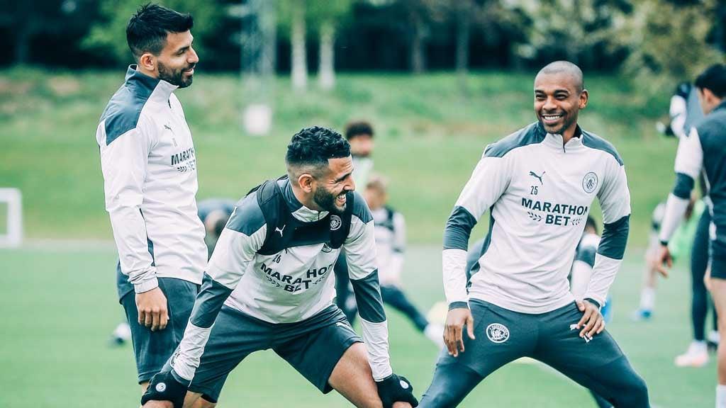 تدريب الثلاثاء: الاستعداد الأخير لباريس