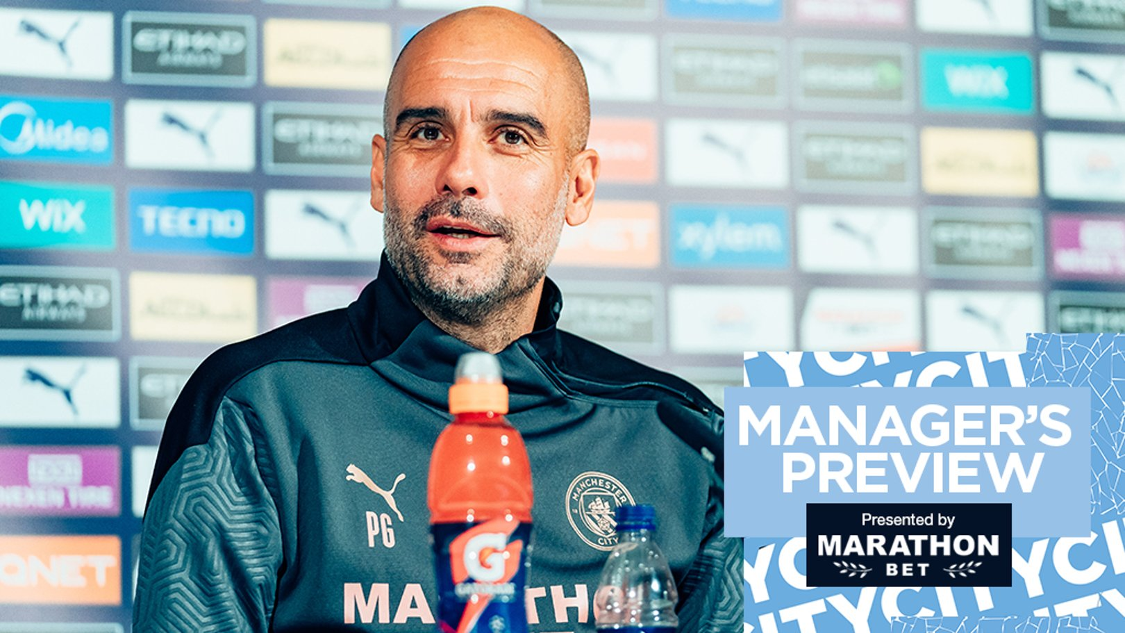 Guardiola buoyed by improvement in final third