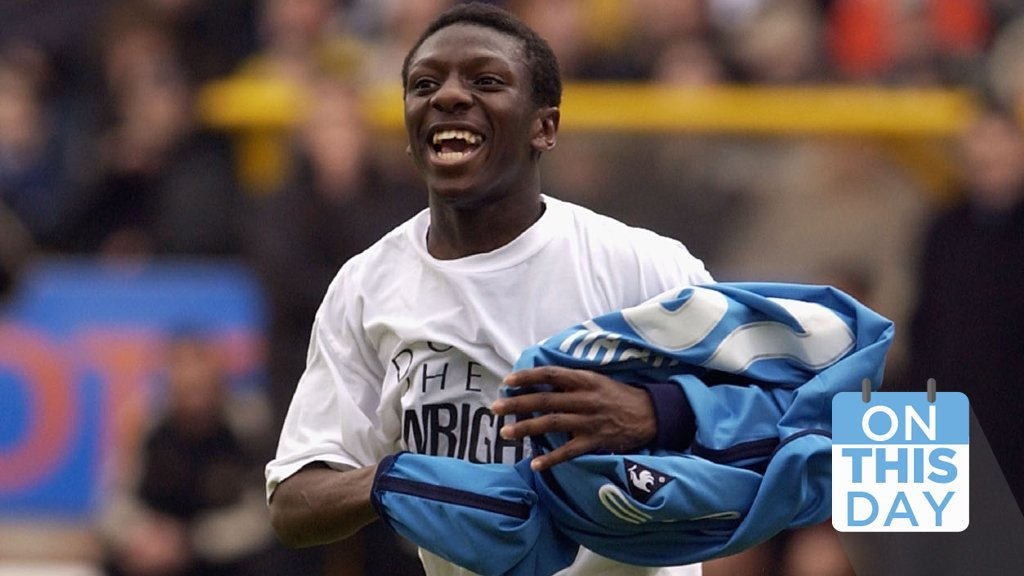 On this day: Wright-Phillips at the double!