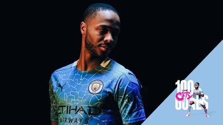 Sterling chega a 100 gols pelo City