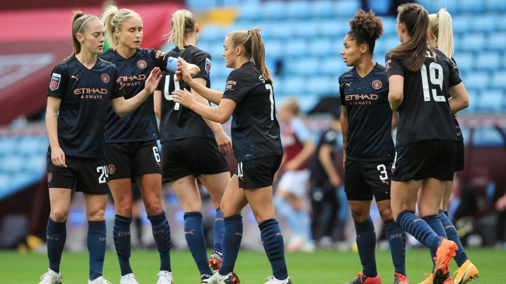City learn potential opponents for FA Women's Cup semi-final