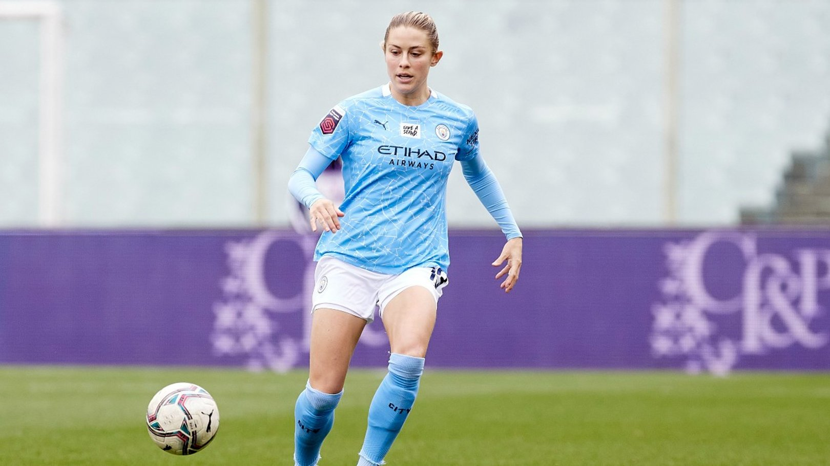 Dahlkemper: Barca clash sums up why I joined City