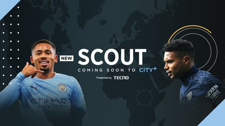 Coming soon on CITY+: Scout