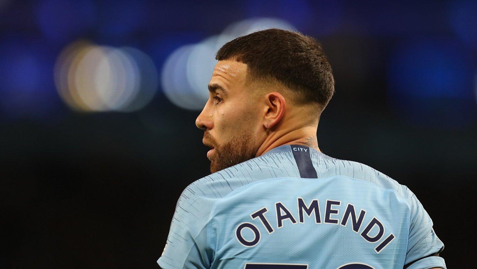 Otamendi says December key to City title challenge