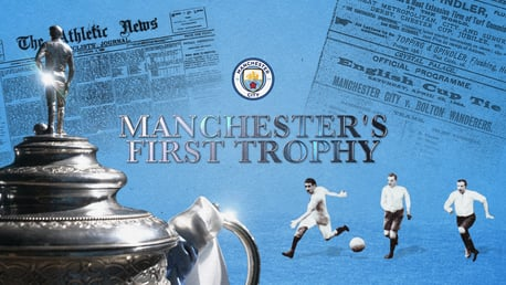 Watch now: Manchester's First Trophy