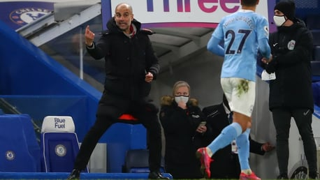 Pep Guardiola: Young players can solve problems