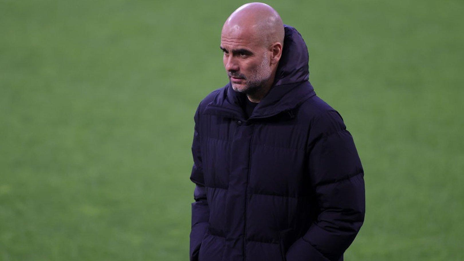 Guardiola Salut Dengan Kemenangan Liga Primer 2 Tim EDS