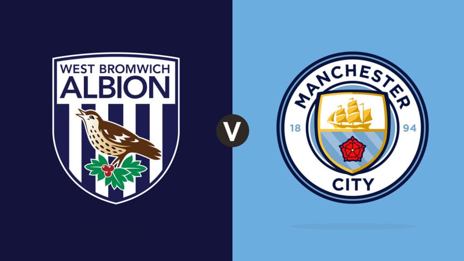 West Bromwich - Manchester City: en directo