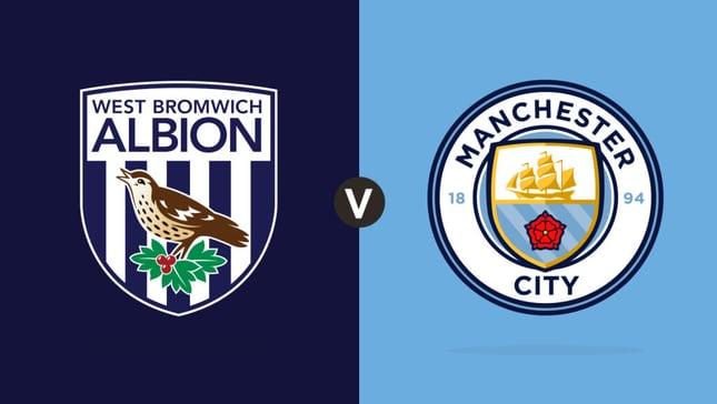 West Bromwich v Manchester City: LIVE match updates