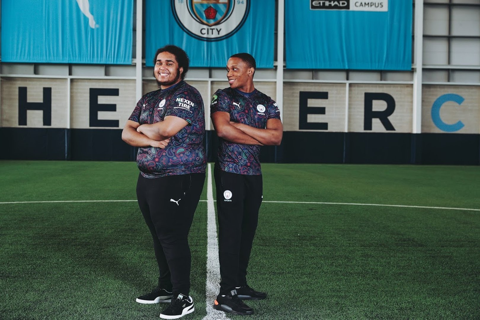 City and PUMA Launch esports shirt