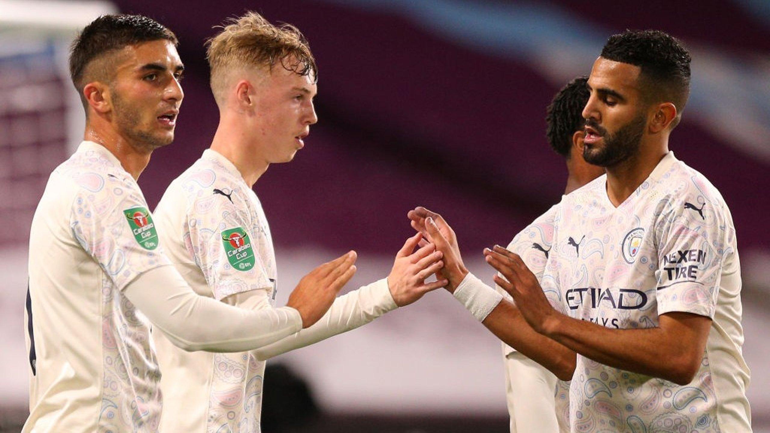 Slick City ease into Carabao Cup quarter-finals