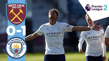 Highlights: West Ham 0-1 EDS