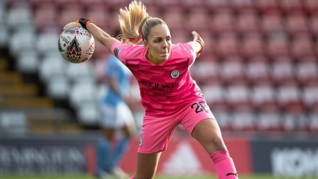 Ellie Roebuck: No excuse not to challenge in Champions League