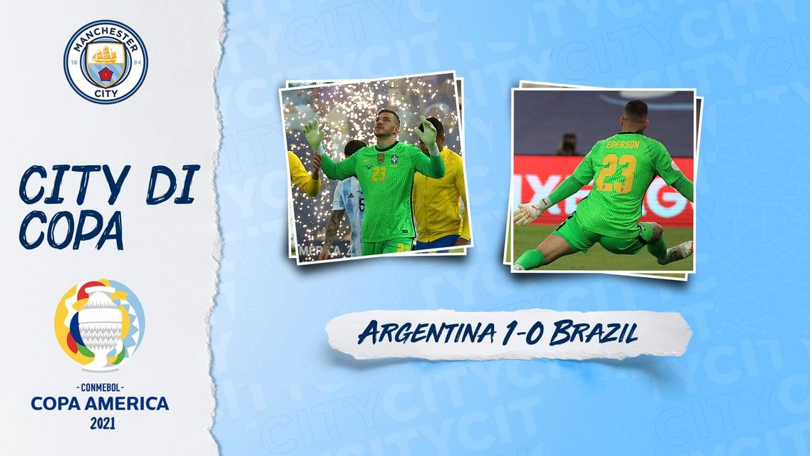 Patah Hati Untuk Brasil di Final Copa America