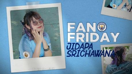 """Fan Friday: จิดาภา ศรีชวนะ """"ด้อมบอล"""" แมนฯ ซิตี้ ไทยแลนด์"""