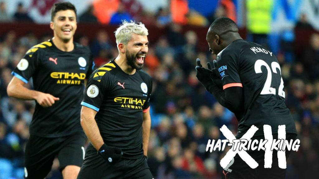 Pep: 'The legend of Aguero just increased'