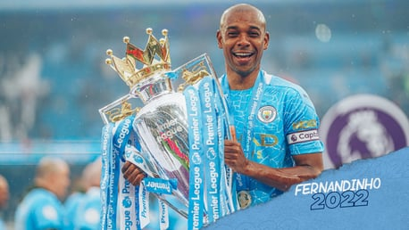 In pictures: Eight years of Fernandinho