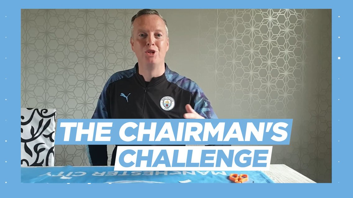 Learning through football: The chairman's challenge