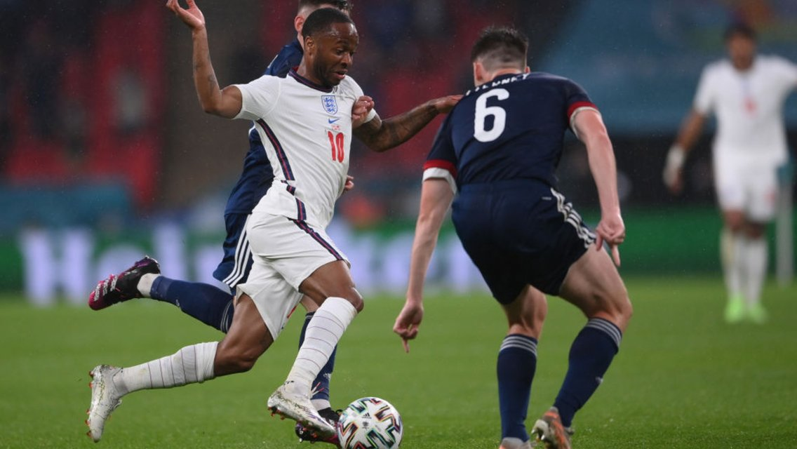 City trio feature in exciting England stalemate
